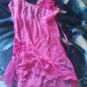 Sexy pink Victoria's Secret lingerie